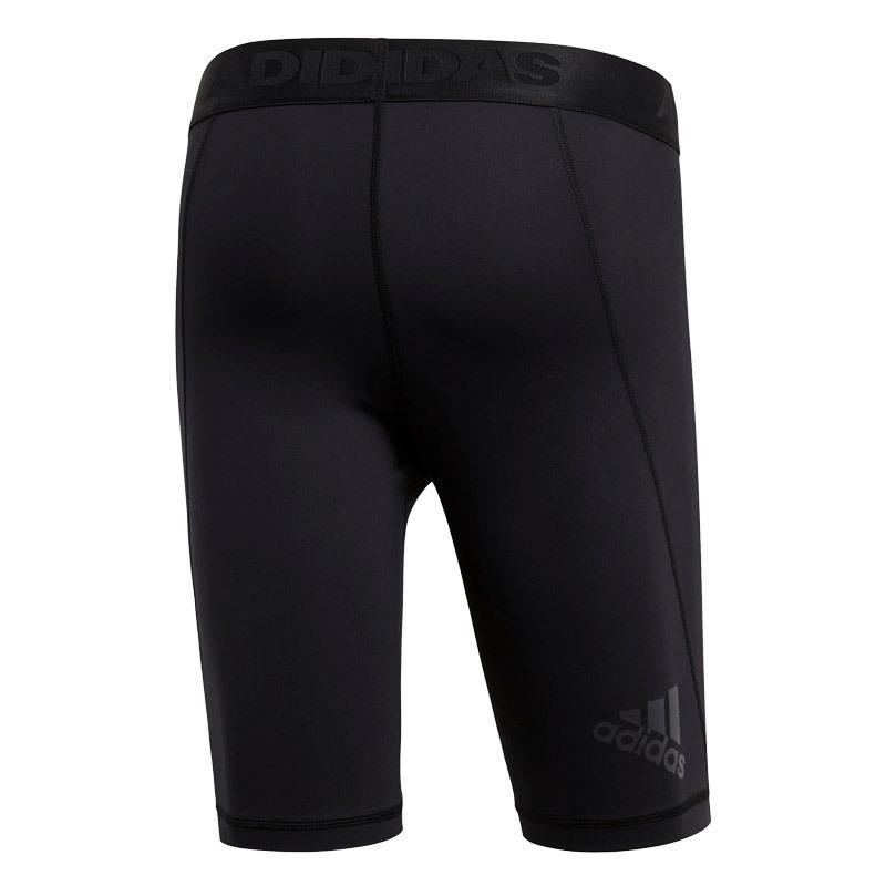 Adidas Alphaskin Sport Kısa Tayt Siyah