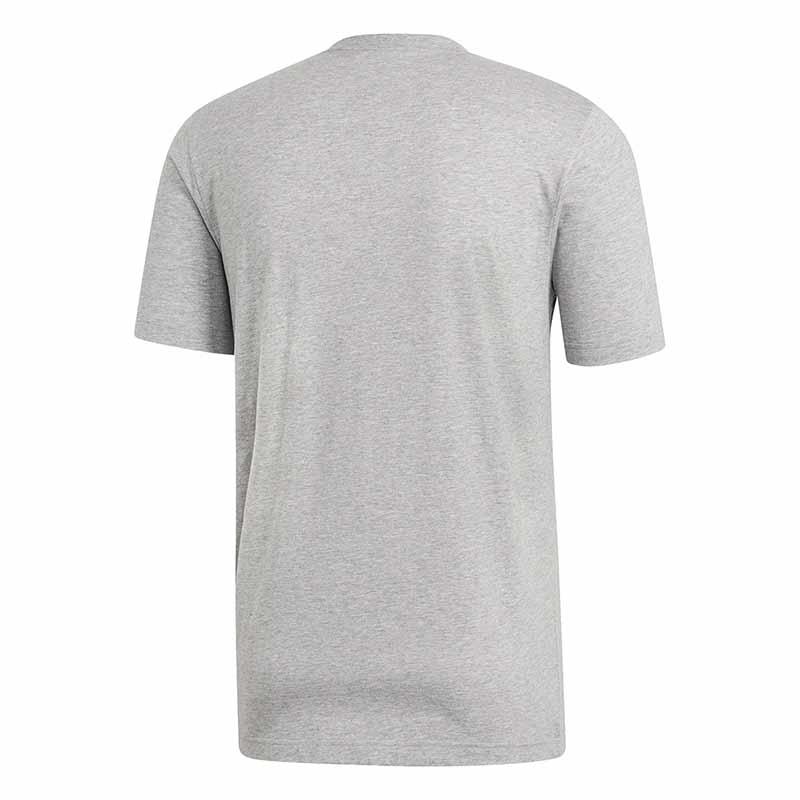 Adidas Essentials Plain T-Shirt Gri