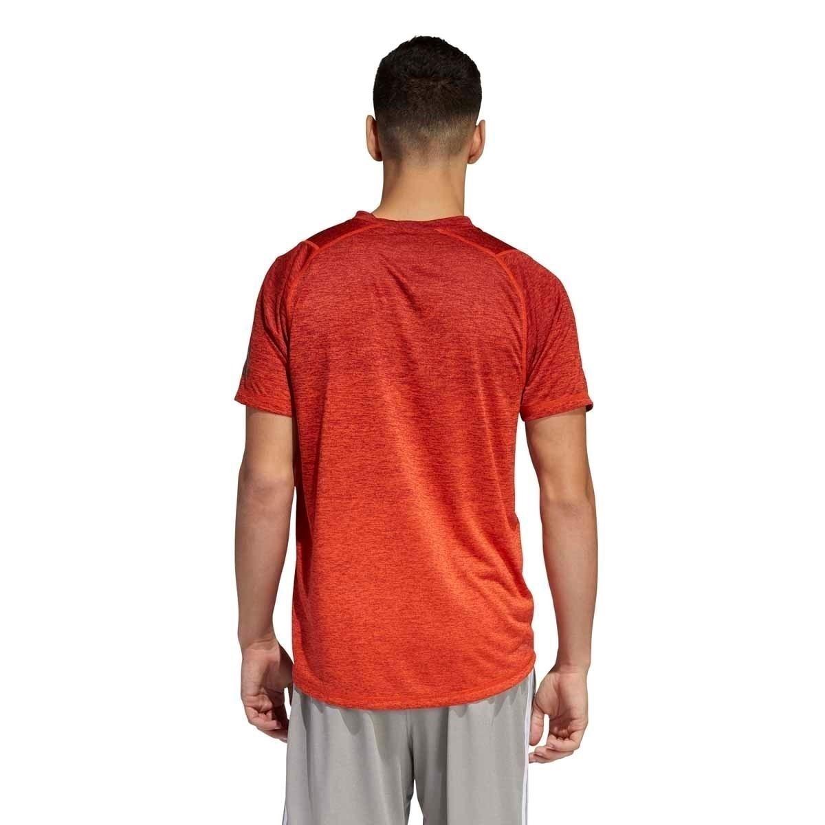 Adidas Freelift 360 Gradient Graphic T-Shirt Turuncu