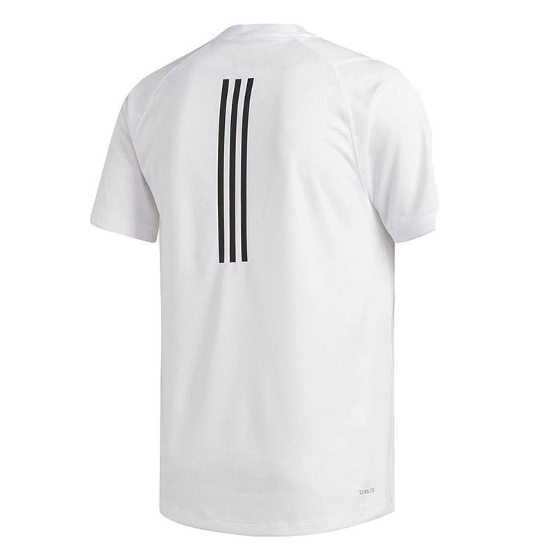 Adidas Freelift Sport 3 Bantlı T-shirt Beyaz