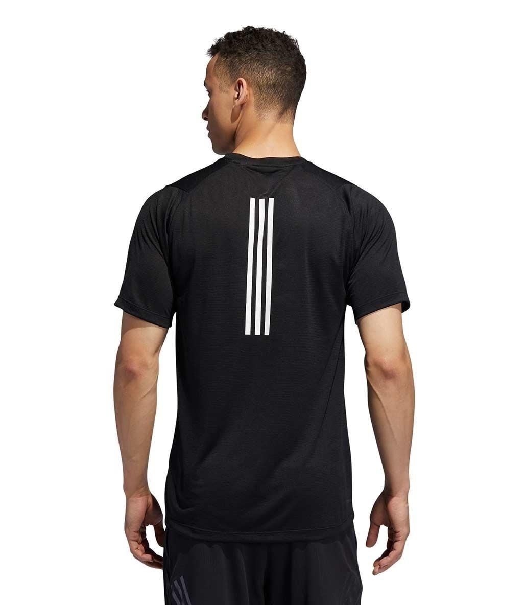Adidas Freelift Tech Climacool T-Shirt Siyah