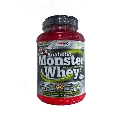 Amix Monster Whey 2000 Gr