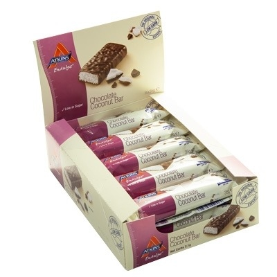 Atkins Endulge Chocolate Coconut Bar 35 Gr 15 Adet