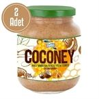 Bellanut Coconey Yer Fıstığı Ezmesi 375 Gr x 2 Adet