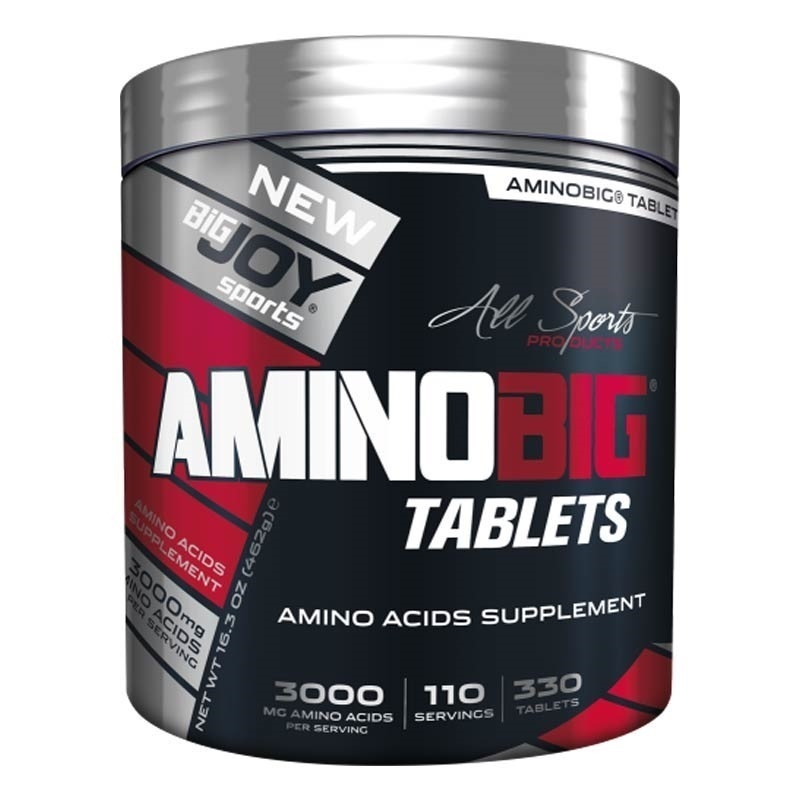 Big Joy Aminobig Amino Asit 330 Tablet