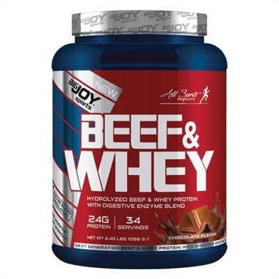 Big Joy Beef And Whey Protein 1088 Gr Çikolata
