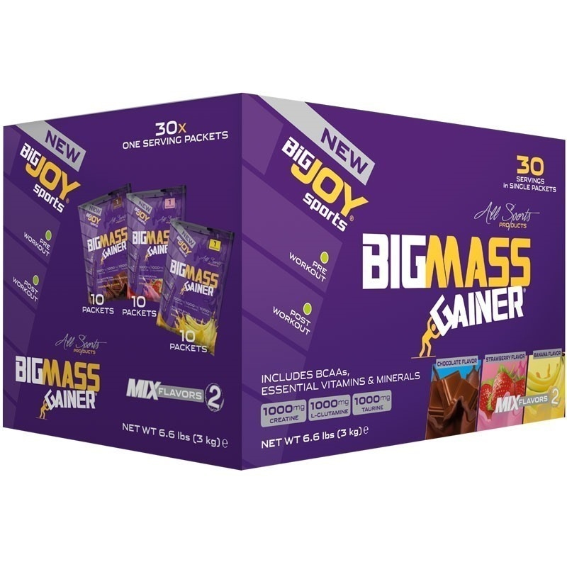 Big Joy Big Mass 3000 Gr 30 Saşe