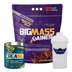 Big Joy Big Mass 5440 Gr + Crea Big Creatine Powder 300 Gr Kombinasyonu