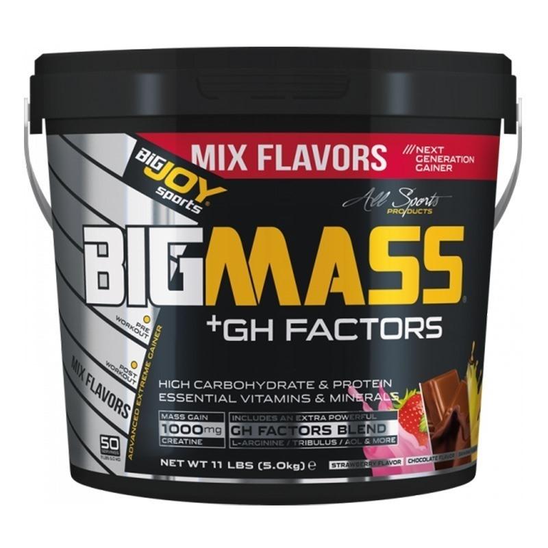 Big Joy Big Mass +GH Factors 5000 Gr