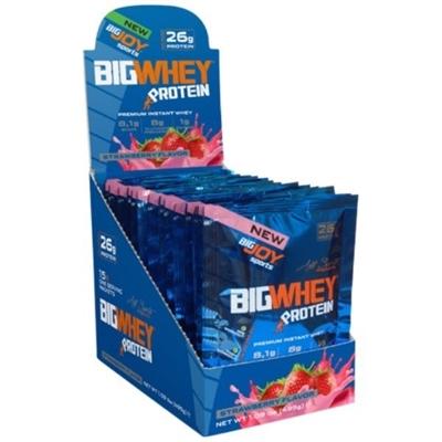 Big Joy Big Whey 495 Gr 15 Saşe