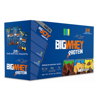 Big Joy Big Whey 924 Gr 28 Saşe