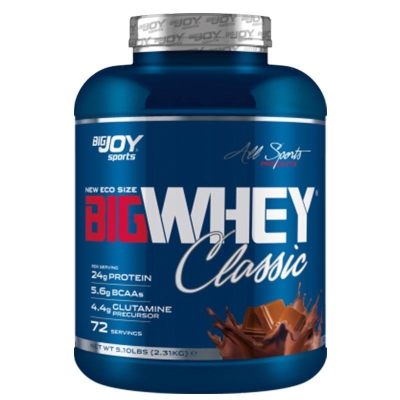Big Joy Big Whey Classic Whey Protein 2240 Gr