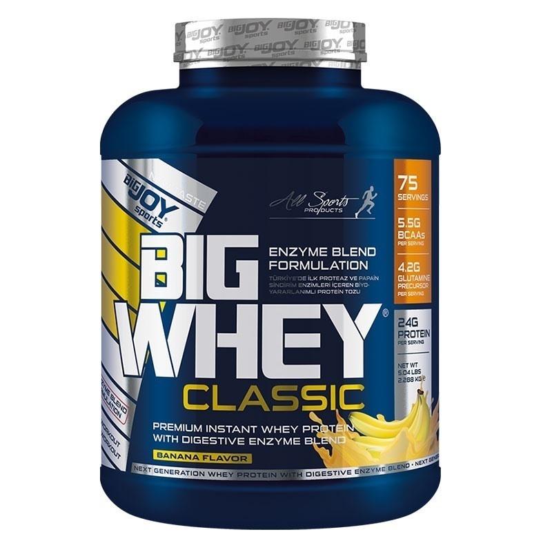 Big Joy Big Whey Classic Whey Protein 2376 Gr