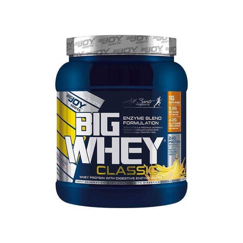 Big Joy Big Whey Classic Whey Protein 488 Gr