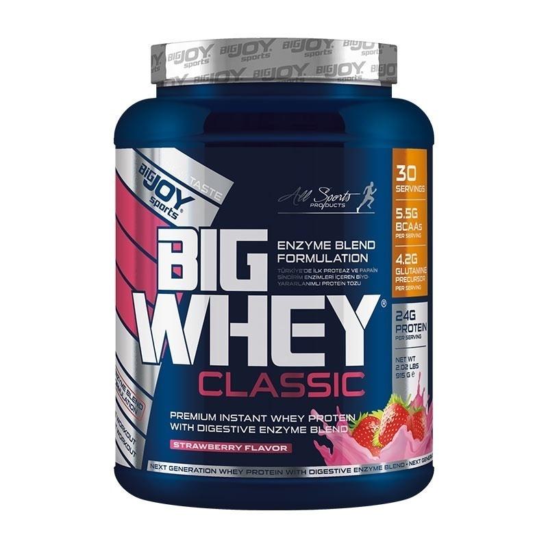 Big Joy Big Whey Classic Whey Protein 915 Gr