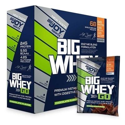 Big Joy Whey Go Protein 2070 Gr 68 Saşe
