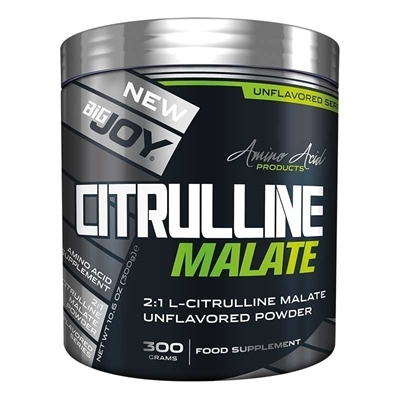 Big Joy Citrulline Malate 300 Gr