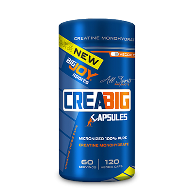 Big Joy Crea Big 120 Kapsül