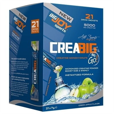 Big Joy Crea Big Go! 21 Drink Packets