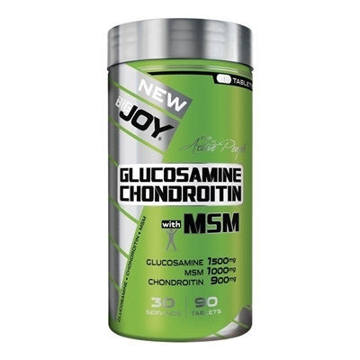 Big Joy Glucosamine Condroitin MSM 90 Tablet