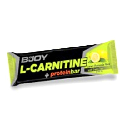 Big Joy L-Carnitine Protein Bar 35 Gr