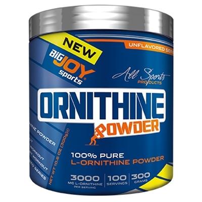 Big Joy Ornithine Powder 300 Gr