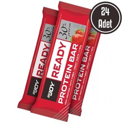 Big Joy Ready Protein Bar 60 Gr 24 Adet