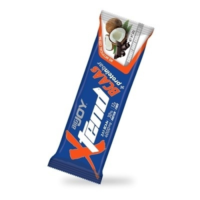 Big Joy Xtend BCAA Protein Bar 50 Gr