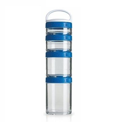 Blender Bottle Go Stak Mavi 350 ml