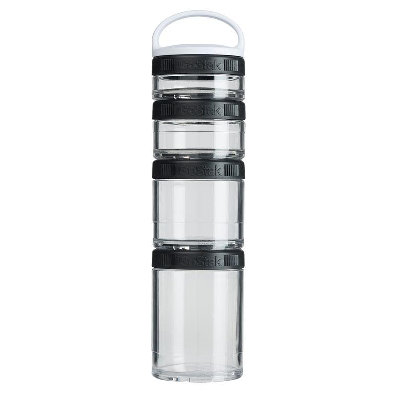 Blender Bottle Go Stak Siyah 350 ml
