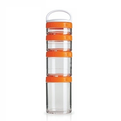 Blender Bottle Go Stak Turuncu 350 Ml