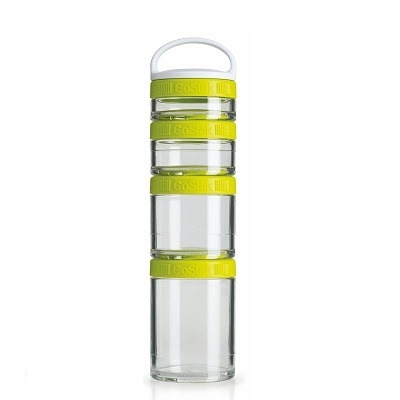 Blender Bottle Go Stak Yeşil 350 ml
