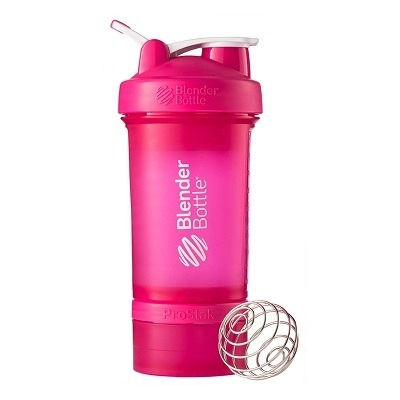 Blender Bottle Prostak Pembe 450 Ml