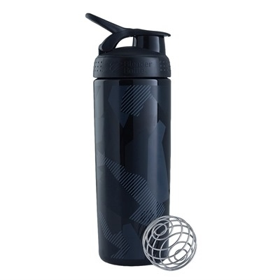 Blender Bottle Signature Sleek Siyah 700 ml