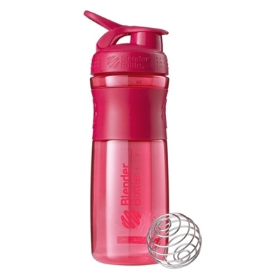Blender Bottle Sportmixer Pembe 760 Ml