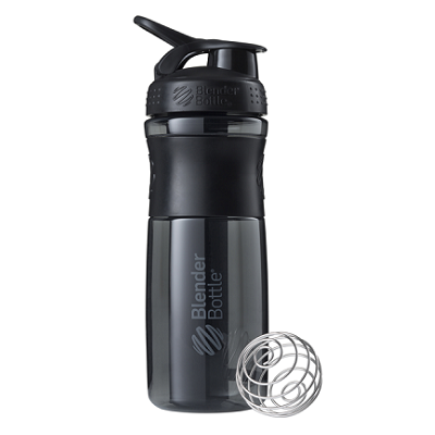 Blender Bottle Sportmixer Siyah Siyah 760 ml