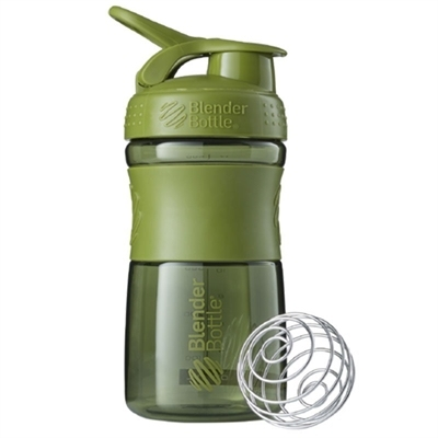 Blender Bottle Sportmixer Yeşil 500 ML