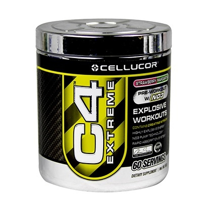 Cellucor C4 60 Servis