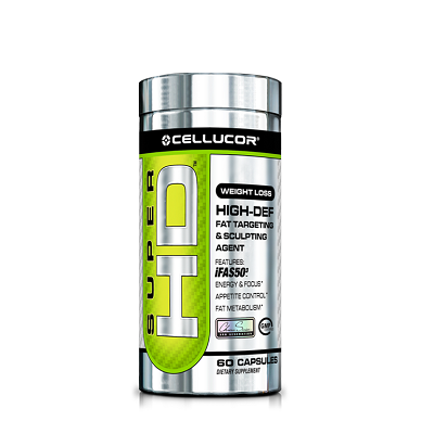 Cellucor Super Hd 60 Kapsül
