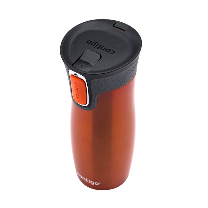 Contigo Westloop Tangerine Termos 470 ml Turuncu