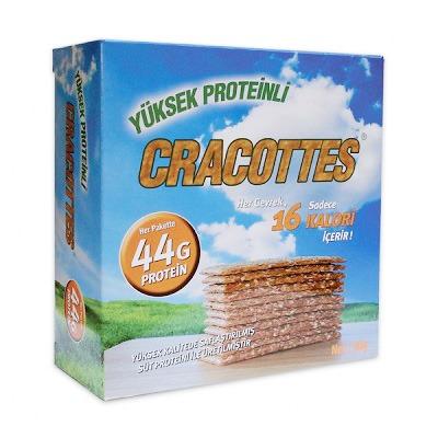 Cracottes Yüksek Proteinli Gevrek 90 Gr