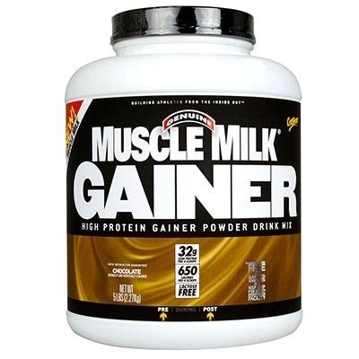 Cyto Sport Muscle Milk Gainer 2270 Gr