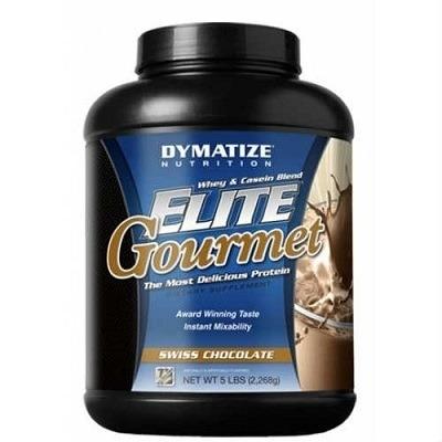 Dymatize Elite Gourmet Whey & Casein Protein 2268 Gr