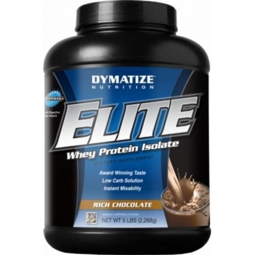 Dymatize Elite Whey Protein Isolate 2260 Gr