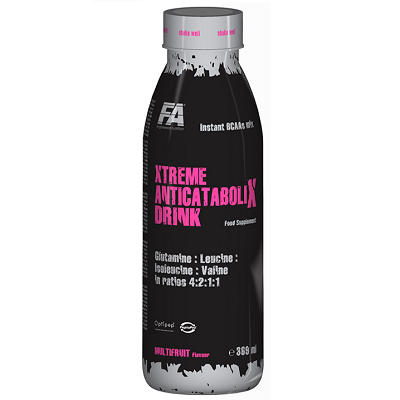FA Nutrition Anticatabolix BCAA Drink 369 ML