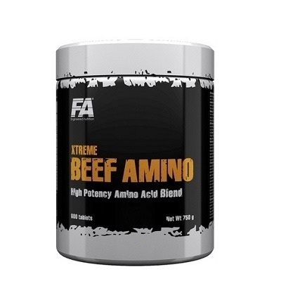 FA Nutrition Xtreme Beef Amino 300 Tablet