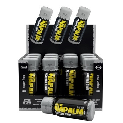 FA Nutrition Xtreme Napalm Igniter Shot 30 ml