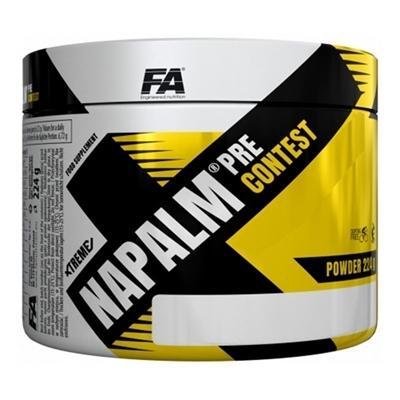 Fa Nutrition FA Xtreme Napalm Pre-Contest 224 Gr