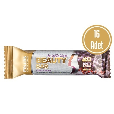 Fellas Beauty Bar 45 Gr 16 Adet