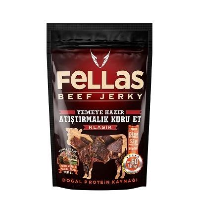 Fellas Beef Jerky Klasik 40 Gr